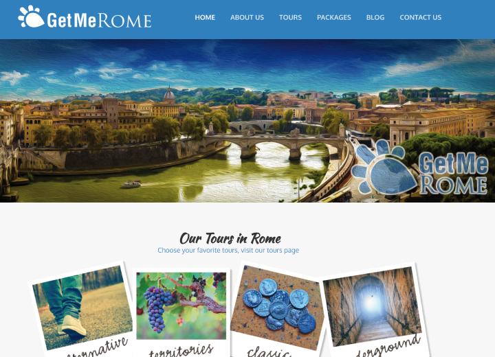 Get me Rome