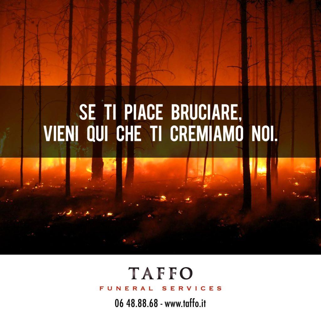 TAFFO - Piromani