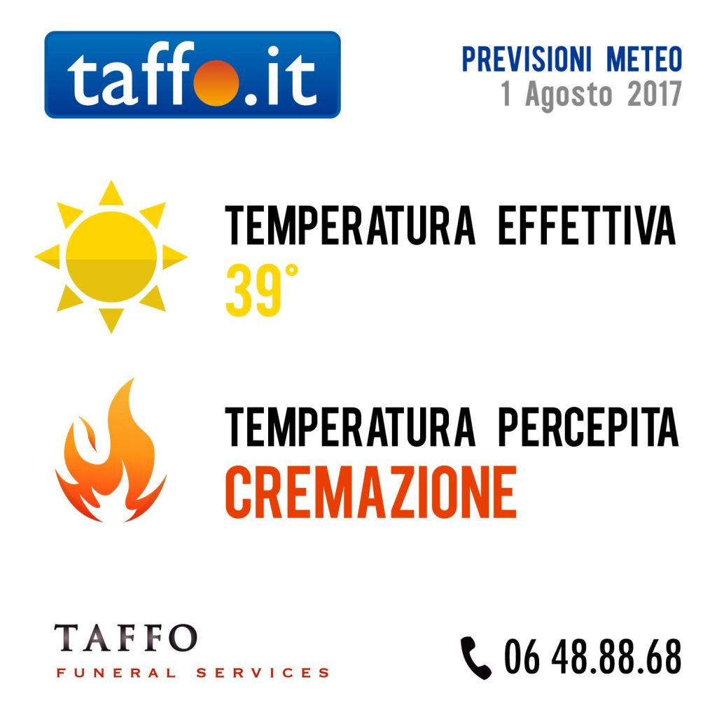 TAFFO - Afa in tutta Italia