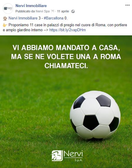 Vittoria della Roma in Champions League